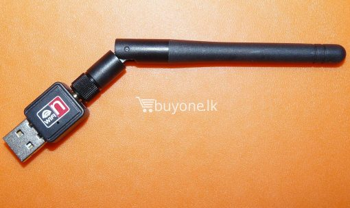 maxresdefault 510x304 - WiFi USB Adaptor 802.11N with free Antenna