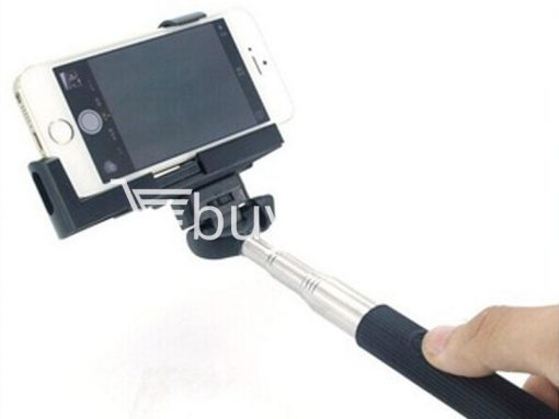 new selfie stick monopod with clip self portrait ver 2 5 sri lanka brand new buyone lk send gift offers 3 510x383 - New Selfie Stick Monopod With Clip Self-Portrait Ver 2.5