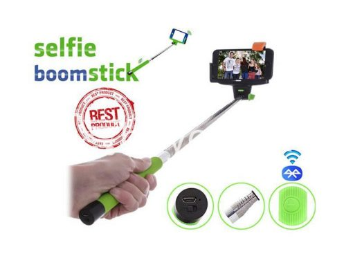 new selfie stick monopod with clip self portrait ver 2 5 sri lanka brand new buyone lk send gift offers 510x383 - New Selfie Stick Monopod With Clip Self-Portrait Ver 2.5