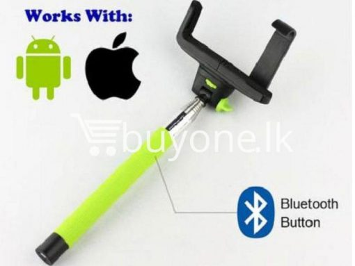 new selfie stick monopod with clip self portrait ver 2 5 sri lanka brand new buyone lk send gift offers 8 510x383 - New Selfie Stick Monopod With Clip Self-Portrait Ver 2.5