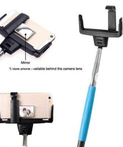 new selfie stick monopod with clip self portrait ver 2 5 sri lanka brand new buyone lk send gift offers 9 247x296 - New Selfie Stick Monopod With Clip Self-Portrait Ver 2.5