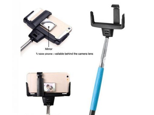 new selfie stick monopod with clip self portrait ver 2 5 sri lanka brand new buyone lk send gift offers 9 510x383 - New Selfie Stick Monopod With Clip Self-Portrait Ver 2.5