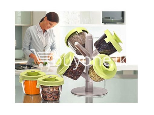 pop up standing spice rack 6 pieces fine life for sale sri lanka brand new buy one lk send gift offers 510x383 - Pop Up Standing Spice Rack (6 Pieces) Fine life