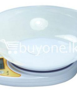 portable electronic kitchen scale lcd display digital with bowl for sale sri lanka brand new buyone lk send gift offers 2 247x296 - Portable Electronic Kitchen Scale LCD Display Digital with Bowl