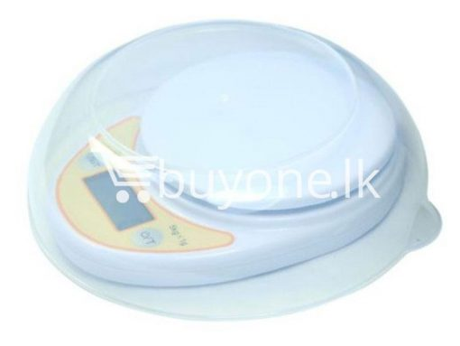 portable electronic kitchen scale lcd display digital with bowl for sale sri lanka brand new buyone lk send gift offers 3 510x383 - Portable Electronic Kitchen Scale LCD Display Digital with Bowl