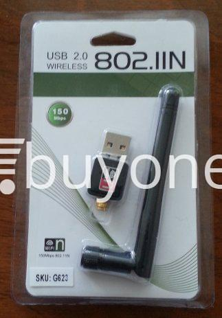 wireless usb 802 iin 150mbps slika 21717215 - WiFi USB Adaptor 802.11N with free Antenna