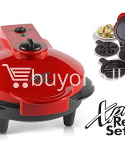 xpress redi set go cooker pizza pancake burger free recipe book for sale sri lanka brand new buyone lk send gift offers 8 247x296 - Xpress Redi Set Go Cooker - Pizza / Pancake / Burger Maker with Free Recipe Book