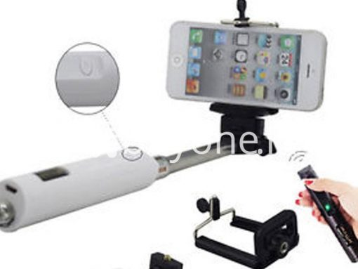 monopod wireless selftimer with in built zoom inout mobile store mobile phone accessories brand new buyone lk avurudu sale offer sri lanka 4 510x383 - Monopod Wireless Selftimer with in-built zoom in/out