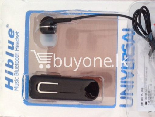 universal hiblue music bluetooth headset mobile store mobile phone accessories brand new buyone lk avurudu sale offer sri lanka 2 510x383 - Universal HiBlue Music Bluetooth Headset