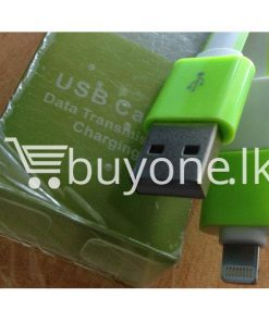 usb data transmission and charging cable mobile store mobile phone accessories brand new buyone lk avurudu sale offer sri lanka 247x296 - USB Data Transmission and Charging Cable