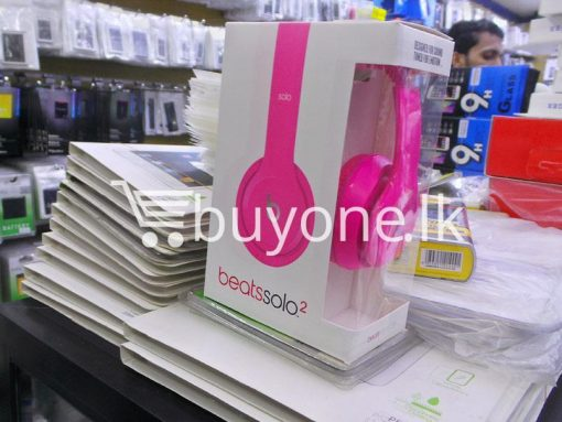 beats solo2 headphone with controltalk mobile phone accessories brand new sale gift offer sri lanka buyone lk 3 510x383 - Beats Solo2 Headphone with ControlTalk
