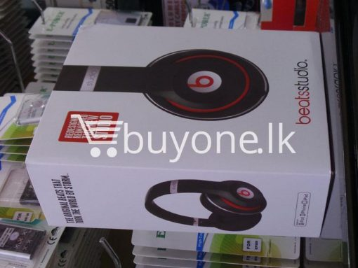 beats studio foldable headphone new mobile phone accessories brand new sale gift offer sri lanka buyone lk 3 510x383 - Beats Studio Foldable Headphone New