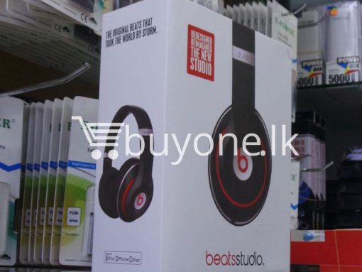 beats studio foldable headphone new mobile phone accessories brand new sale gift offer sri lanka buyone lk 4 510x383 - Beats Studio Foldable Headphone New
