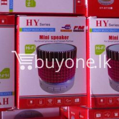 hy mini bluetooth speaker mobile phone accessories brand new sale gift offer sri lanka buyone lk 3 247x247 - HY Mini Bluetooth Speaker