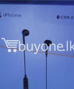 iphone bluetooth earbuds mobile phone accessories brand new sale gift offer sri lanka buyone lk 3 247x296 - iPhone Bluetooth Earbuds