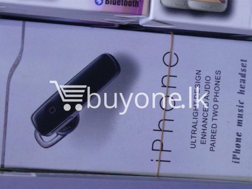 iphone music bluetooth headset mobile phone accessories brand new sale gift offer sri lanka buyone lk 2 510x383 - iPhone Music Bluetooth Headset