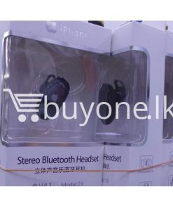 iphone smart stereo bluetooth headset mobile phone accessories brand new sale gift offer sri lanka buyone lk 247x296 - iPhone Smart Stereo Bluetooth Headset