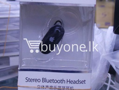 iphone smart stereo bluetooth headset mobile phone accessories brand new sale gift offer sri lanka buyone lk 5 510x383 - iPhone Smart Stereo Bluetooth Headset