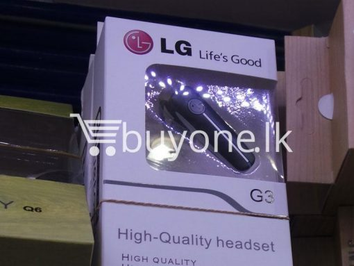 lg bluetooth headset model g3 mobile phone accessories brand new sale gift offer sri lanka buyone lk 3 510x383 - LG Bluetooth Headset Model G3