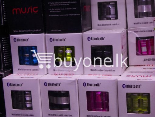 mini bluetooth speaker new mobile phone accessories brand new sale gift offer sri lanka buyone lk 3 510x383 - Mini Wireless Bluetooth Speaker New