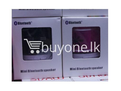 mini bluetooth speaker new mobile phone accessories brand new sale gift offer sri lanka buyone lk 510x383 - Mini Wireless Bluetooth Speaker New
