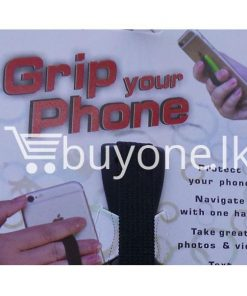 mobile phone grip for iphone htc samsung mobile phone accessories brand new sale gift offer sri lanka buyone lk 247x296 - Mobile Phone Grip For iPhone, HTC, Samsung