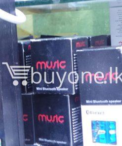 music mini bluetooth speaker black mobile phone accessories brand new sale gift offer sri lanka buyone lk 2 247x296 - Music Mini Bluetooth Speaker Black