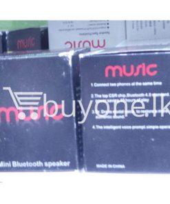 music mini bluetooth speaker black mobile phone accessories brand new sale gift offer sri lanka buyone lk 247x296 - Music Mini Bluetooth Speaker Black
