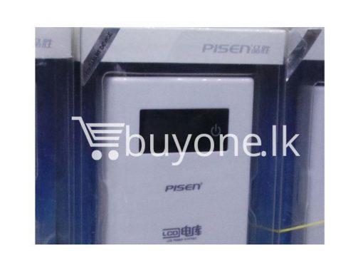 original-pisen-7500mah-digital-lcd-power-bank-mobile-phone-accessories-brand-new-sale-gift-offer-sri-lanka-buyone-lk
