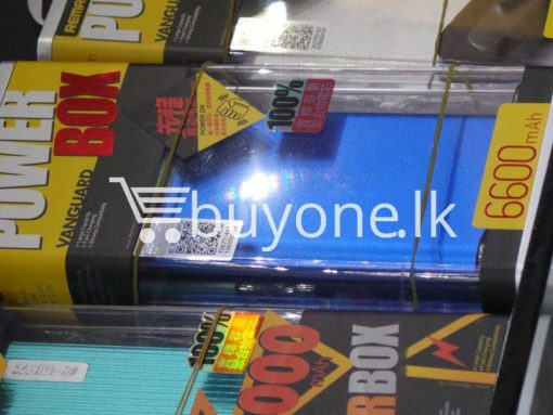 original remax 6600mah portable power bank mobile phone accessories brand new sale gift offer sri lanka buyone lk 2 510x383 - Original Remax 6600mAh Portable Power Bank