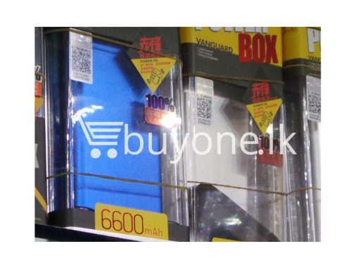 original remax 6600mah portable power bank mobile phone accessories brand new sale gift offer sri lanka buyone lk 510x383 - Original Remax 6600mAh Portable Power Bank