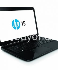 "HP 15 Laptop Intel Core i3 15.6 500GB 4GB Keyboard Best Deals Gifts Buyone lk Sri Lanka 2 247x296 - HP 15 Laptop - Intel Core i3, 15.6"", 500GB, 4GB, Eng - AR Keyboard"