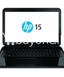 "HP 15 Laptop Intel Core i3 15.6 500GB 4GB Keyboard Best Deals Gifts Buyone lk Sri Lanka 247x296 - HP 15 Laptop - Intel Core i3, 15.6"", 500GB, 4GB, Eng - AR Keyboard"