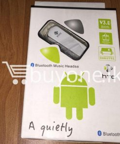 HTC bluetooth headset stero think quietly 2 247x296 - HTC Bluetooth Headset Stero - Think Quietly