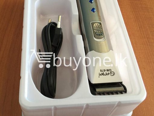 gemei professional hair trimmer make life better gm 678 best deals send gifts christmas offers buy one sri lanka 13 510x383 - Gemei Professional Hair Trimmer Make Life Better GM-678
