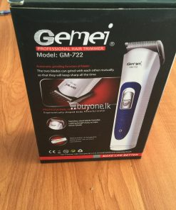 gemei professional hair trimmer make life better gm 722 best deals send gifts christmas offers buy one sri lanka 8 247x296 - Gemei Professional Hair Trimmer Make Life Better GM-722