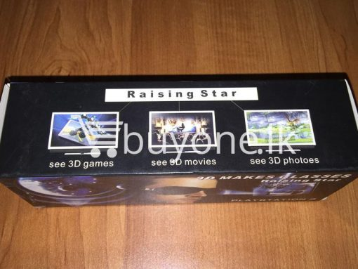 3d glasses raising star for 3d games movies photoes best deals send gift christmas offers buy one lk sri lanka 7 510x383 - 3D Glasses Raising Star for 3D Games Movies Photoes