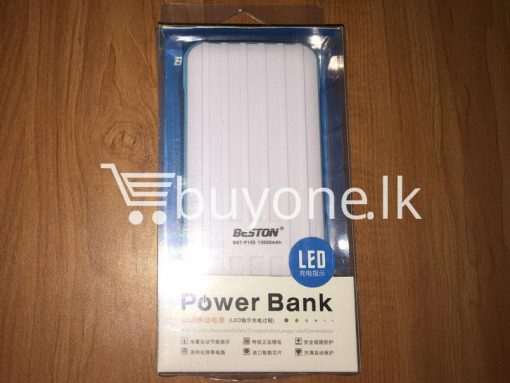 original beston power bank 13000 mah with dual socket port with led torch best deals send gift christmas offers buy one lk sri lanka 5 510x383 - Original Beston Power Bank 13500 mah with Dual socket port with LED Torch