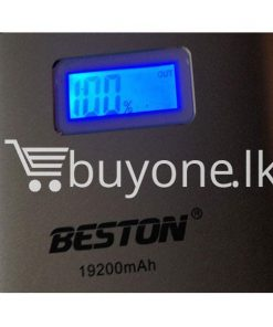 original beston power bank 19200 mah dual socket port with led display best deals send gift christmas offers buy one lk sri lanka 247x296 - Original Beston Power Bank 19200 mah dual socket port with LED display
