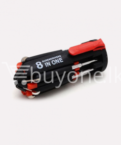 8 in 1 multi screwdriver with torch household appliances special offer best deals buy one lk sri lanka 1453797102 247x296 - 8 In 1 Multi Screwdriver With Torch