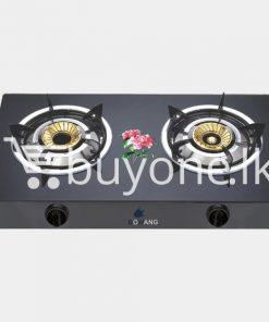 bowang 2 burner glass top gas cooker gas cookers special offer best deals buy one lk sri lanka 1453789015 247x296 - Bowang 2 Burner Glass Top Gas Cooker