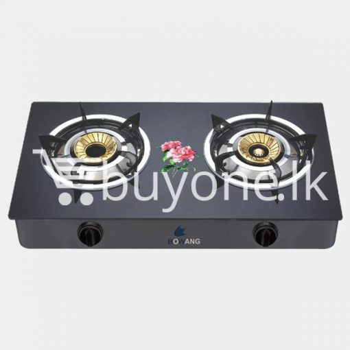 bowang 2 burner glass top gas cooker gas cookers special offer best deals buy one lk sri lanka 1453789015 510x510 - Bowang 2 Burner Glass Top Gas Cooker