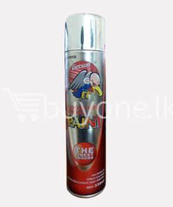 getsun chrome effect aerosol paint 330ml automobile store special offer best deals buy one lk sri lanka 1453793263 247x296 - Getsun Chrome Effect Aerosol Paint 330ml