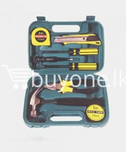 lechgtools 9pcs tool set household appliances special offer best deals buy one lk sri lanka 1453792736 247x296 - Lechgtools 9Pcs Tool Set