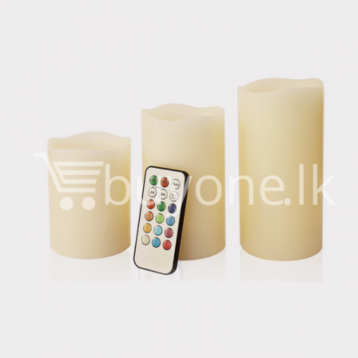remote controlled led scented candles health beauty special offer best deals buy one lk sri lanka 1453795687 510x510 - Remote Controlled LED Scented Candles