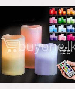 remote controlled led scented candles health beauty special offer best deals buy one lk sri lanka 1453795688 247x296 - Remote Controlled LED Scented Candles