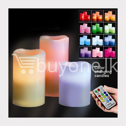 remote controlled led scented candles health beauty special offer best deals buy one lk sri lanka 1453795688 510x510 - Remote Controlled LED Scented Candles