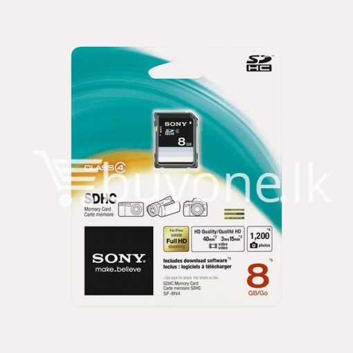 sony 8gb class 4 sdhc memory card computer accessories special offer best deals buy one lk sri lanka 1453803212 510x510 - Sony 8GB Class 4 SDHC Memory Card