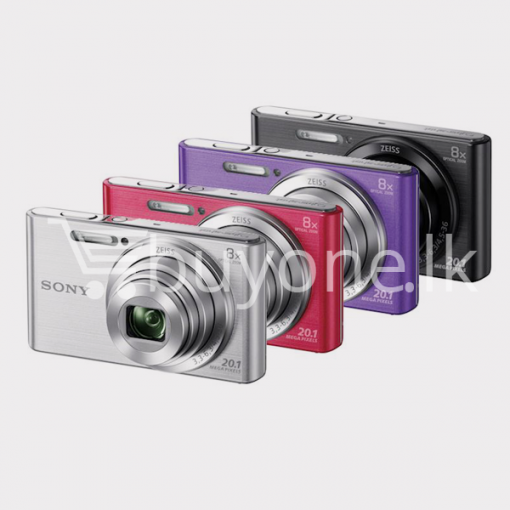 sony cyber shot camera dsc w830 cameras accessories special offer best deals buy one lk sri lanka 1453804190 510x510 - Sony Cyber Shot Camera (DSC-W830)