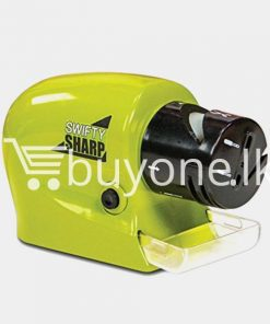 swifty sharp – cordless motorized knife sharpener home and kitchen special offer best deals buy one lk sri lanka 1453789759 247x296 - Swifty Sharp – Cordless Motorized Knife Sharpener